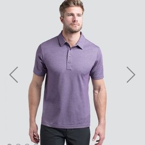 Travis Mathew Shirts - Travis Mathew Ten Year Golf Polo M